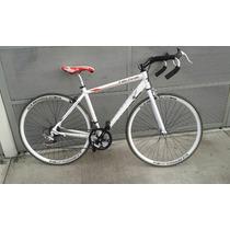 Bicicleta De Ruta Carrera De Aluminio Nueva 700x25