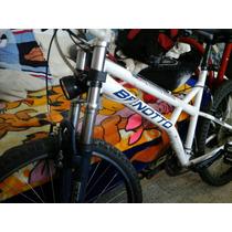 Bicicleta Benotto R.26 Todo Excelente. Barata
