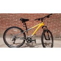 Bicicleta Trek 4300 , En Buenas Condiciones , Con Equipo