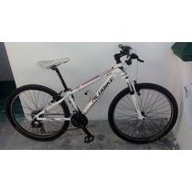 Bicicleta Alubike Rin 26 Mtb 24 Velocidades Cuadro Aluminio