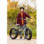 Bicicleta Mongoose Para Niño Llantas Tipo Moto Todo Terreno