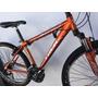 Bicicleta Montaña Trek 3500 Metallic Orange Aluminio Shimano