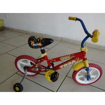 Bicicleta Para Niño De 3 A 5 Años