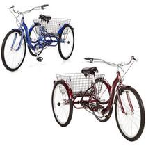 Triciclo Schwinn Meridian Rodada 26