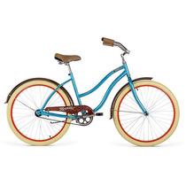 Bicicleta Mercurio Cruiser Mujer R26