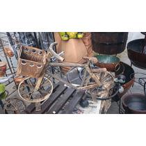 Bicicleta Macetero Decorativas