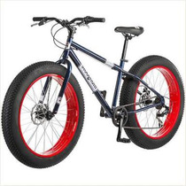 Bicicleta Fat Bike Mongoose 26 Pulgadas Llanta Tipo Moto