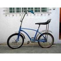 Antigua Bicicleta Banana Nsu Alemana Rodada 22 Restaurada