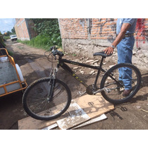 Bicicleta Negra Mtb