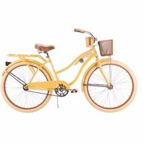 Bicicleta Para Dama Cruiser Huffy R26