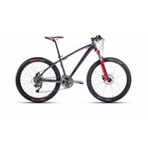 Bicicleta Alubike Mtb Risk Rodada 26 Frenos Disco Y 27vel