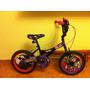 Bicicleta Monster High- Rodada 16 Como Nueva