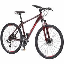 Bicicleta 700c Schwinn Dsb Mens Bike Oxblood