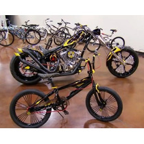 Bicicleta Dynacraft Bmx 20 Antivenom Paul Jr Chopper