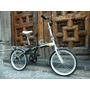 Bicicleta Plegable Gospel R20 Economica