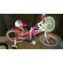 Bicicleta Niña Rosa Schwinn Rin 16