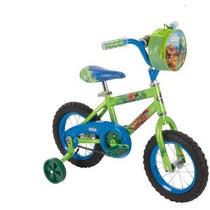 Bicicleta Un Gran Dinosaurio R12