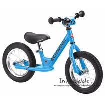 Bicicleta De Balance Para Niños Schwinn Azul
