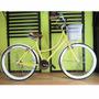 Bicicleta Retro Vintage Rodada 26 36 Rayos Amarilla