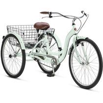 Triciclo Bicicleta Para Adulto Schwinn Meridian Rodada 26