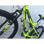 Bicicleta Montaña Huffy Full Suspension Monster Casco Gratis