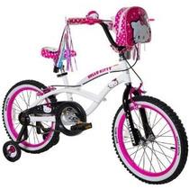 De Hello Kitty Chica Bici Blanco 18-inch