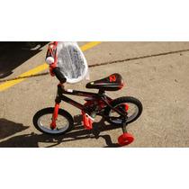 Bici Huffy Para Niño 12.5, Con Llantitas Entrenadoras