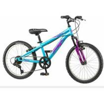 Bicicleta Mongoose Niño Rodada 20