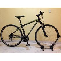 Bici Gt Transeo 4.0 R29 Tipo Ruta Especial Ciudad Negro Mate