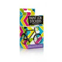Pegatinas Bike - Flechas Trabajo De Pintura Engomada Vibrant
