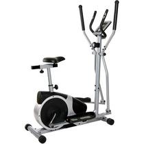 Bicicleta Fija Resistencia Ejercicio Body Champ Brm2720 Hm4