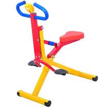 Bicicleta Fija Estatica Para Niños Ejercicio Fitness Vv4