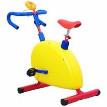 Bicicleta Fija Estatica Para Niños Ejercicio Infantil