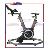 Bicicleta Evo Spinning Fija Ejercicio Único Movimiento Hm4
