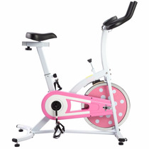 Bicicleta Fija Sunny Healt & Fitness Indoor Bike Color Rosa