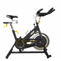 Bicicleta Spinning Ajustable Us Army Strong Fija Disco 17 Kg