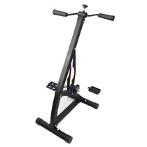 Bici Dual Fit Ejercita Piernas Bicicleta Fitness Como En Tv