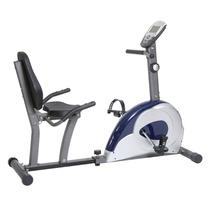 Bicicleta Recumbente Body Max Magnetic Con Consola Lcd Vbf
