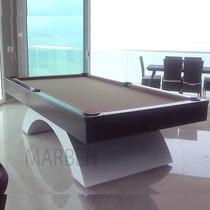 Mesa De Billar Imperial Luxury - A 12 Meses S.i,envio Gratis
