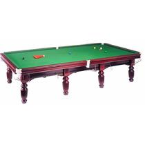 Mesa De Snooker Profesional Única En M