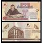 Billete Conmemorativo 75° Aniversario De Banco De México Unc