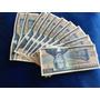 Lote De 10 Billetes De 50 Pesos Antiguos Benito Juárez