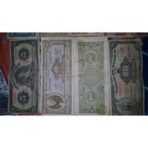 Billetes Antiguos, Dinero Antiguo, En Buen Estado