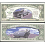 Billete Corvette 1961 Dolares (2002) Autos Classicos