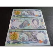 Billete De Islas Caimán 1 Dolar (2006)