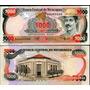 Nicaragua 5000 Cordobas 1985 Au1