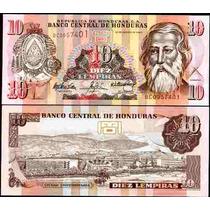 Honduras 10 Lempira 2004 Mmu