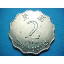 Hong Kong 2 Dolares 1994
