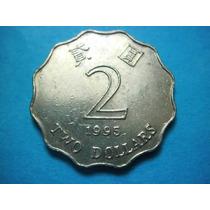 Hong Kong 2 Dolares 1995