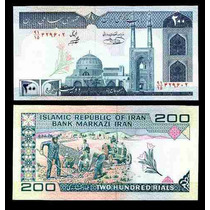 Iran 200 Rials Fn4